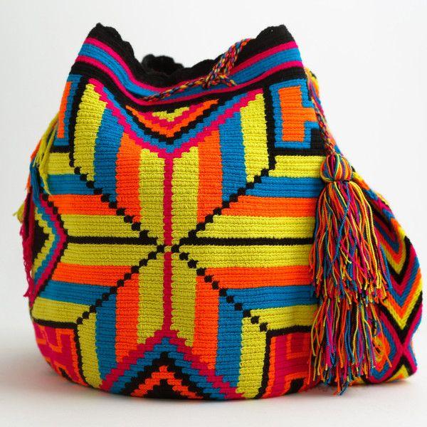 Mochila Wayuu 2